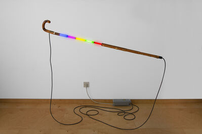 Warren Neidich, 'JB's Magical Walking Stick', 2018