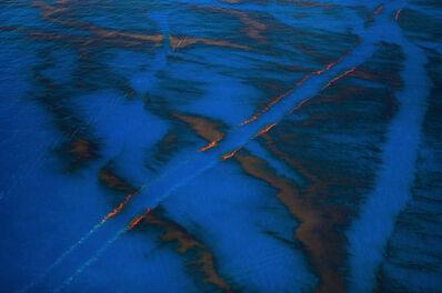 Daniel Beltrá, 'Oil Spill #8', 2016
