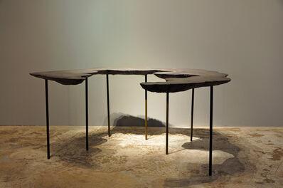 Erich Hubmann • Andreas Vass, 'Table, Prototype', 2015