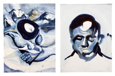 Ulf Rollof, 'BLUE 3'