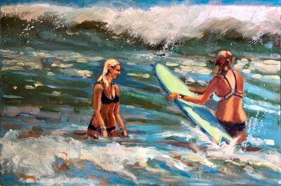 Franny Andahazy, 'Good Surf Day', 2019