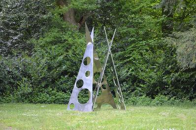 Eva Rothschild, 'Meta', 2004