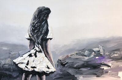 Palla Jeroff, 'Desert Girl', ca. 2019