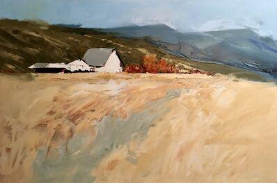 Sandra Pratt, 'Mountain Barn', 2018