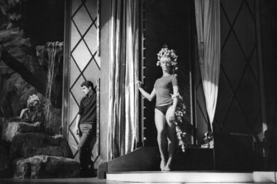 Edouard Boubat, 'Folies Bergeres II', 1962