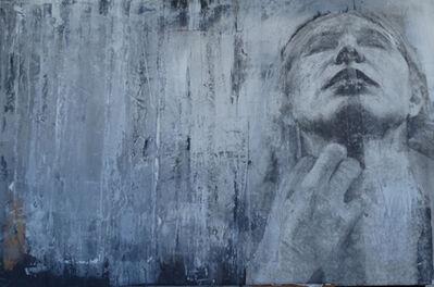 Dominika Berger, 'Retrato con la mano'