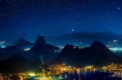 Betina Samaia, 'Vista de Niterói (Rio de Janeiro)', 2016