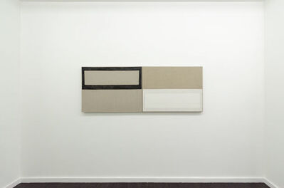 Alan Johnston, 'Diptych, Untitled (Sesshu's Dance)', 1993