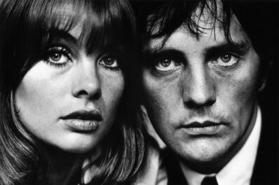 Terry O'Neill, 'JEAN SHRIMPTON AND TERENCE STAMP', 1963