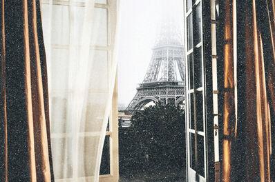 David Drebin, 'ESCAPE TO PARIS DIAMOND DUST', 2020