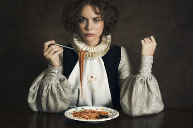 Romina Ressia, 'Spaghetti', 2014