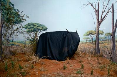 Kiluanji Kia Henda, 'In the Days of a Dark Safari #8', 2017