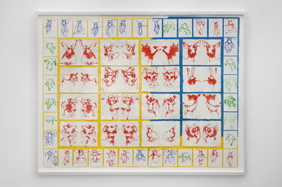Joan Jonas, 'Bugs, Frogs, Animals', 2015