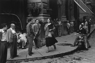 Ruth Orkin, 'American Girl in Italy', 1951