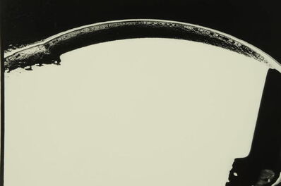 Hitoshi Fugo, 'Flying Frying Pan 15', 1979