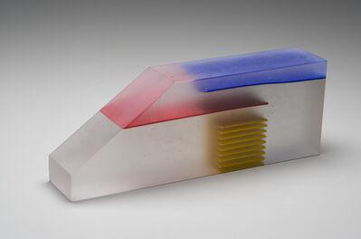 Jun Kaneko, 'UNTITLED (BULLSEYE GLASS)', 2005