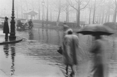 Edouard Boubat, 'Carrefour Sèvres-Babylone, Paris', 1960
