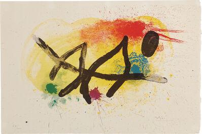 Joan Miró, 'Genève (Geneva) (M. 334)', 1961