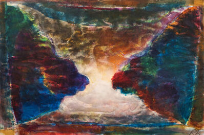 Ray Kass, 'Water Gap', 1980