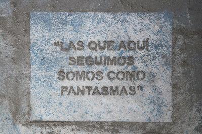 Chantal Peñalosa, 'Tenemos muchos recuerdos de este lugar, lo único que no recordamos es el día que dejamos de ir', 2016
