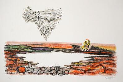 Georges Schreiber, 'The Thinker', 1965