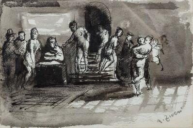 Alberto Ziveri, 'Figures'