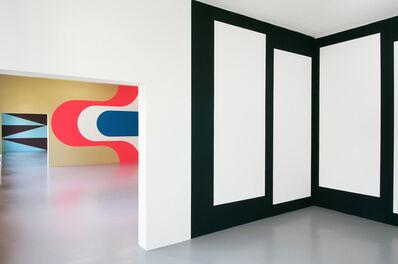 Jan van der Ploeg, 'Wall Paintings No.359, No.358, and No.357', 2013