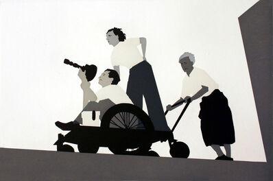 Kota Ezawa, 'Riefenstahl', 2006