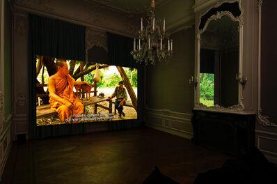Rirkrit Tiravanija, 'Lung Neaw Visits His Neighbours', 2011