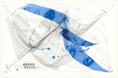 Jorinde Voigt, 'Ludwig van Beethoven / Sonate Nr. 28 (Opus 101), #8', 2012