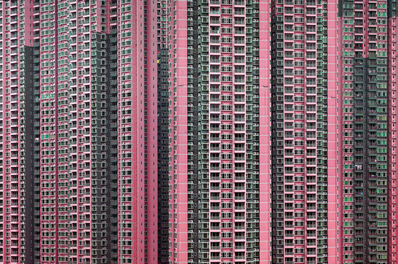 Michael Wolf (b. 1954), 'Architecture of Density #101', 2008