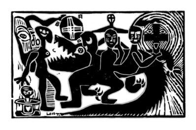 EL Loko, 'LE FESTIVAL', 1972