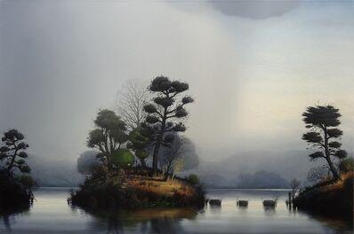 Alexander McKenzie, 'The arbitrator's island', 2015