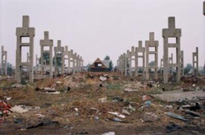 Gulnara Kasmalieva & Muratbek Djumaliev, 'Untitled (Menhirs Central)', 2005
