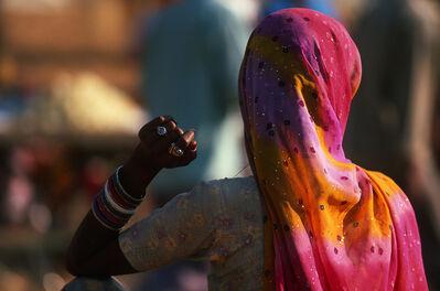 Eduardo Rubio, 'India Puskar Sari'