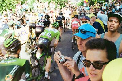 Ben Kaufmann, 'André Greipel,Tour de France,Huy, 2015', 2016