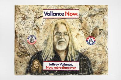 Jeffrey Vallance, 'Vallance Now', 2016