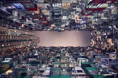 Romain Jacquet-Lagrèze, ''Vertical Horizon #44' Hong Kong', 2012