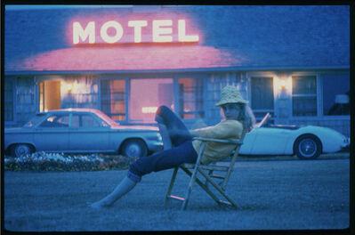 Bert Stern, 'Sue Lyon as Lolita, Motel', 2017