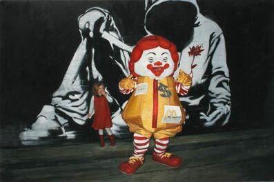 Ron English, 'MC Banksy', 2008