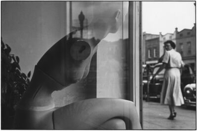 Elliott Erwitt, 'Wilmington, North Carolina', 1950