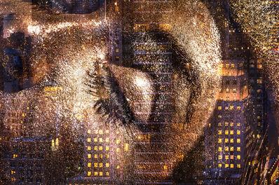 David Drebin, 'Golden Eye.', 2017