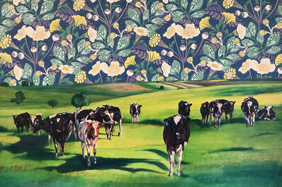 Jenny Kruger, 'Till the Cows Come Home', 2019