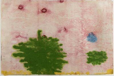 Helen Frankenthaler, 'Monotype XVIII', 1991
