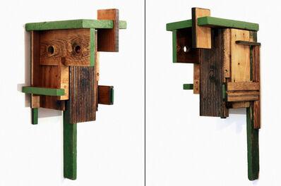 Tamás Kaszás, 'Birdhouse 5A', 2015