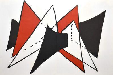 Alexander Calder, 'Stabiles', 1963
