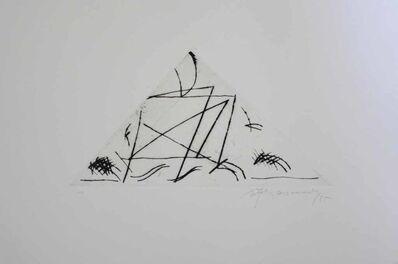 Albert Ràfols-Casamada, 'Jardí 5', 1985