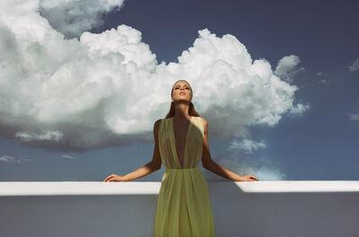 Nikol Bartzoka, 'Serene Cloudscape', 2020