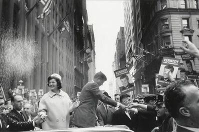 Cornell Capa, 'JFK and Jackie', 1960