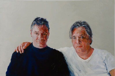 Alphonse van Woerkom, 'Bob & Kevin', 2015